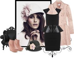 """Softly edgy"" by shape-shifter ❤ liked on Polyvore"