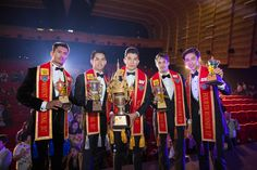 Mr Vietnam Truong Ngoc Tinh wins Manhunt International 2017
