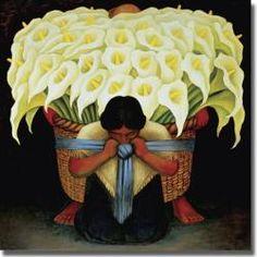 @Overstock - Artist: Diego RiveraTitle: El Vendedor de AlcatracesProduct Type: Canvas Arthttp://www.overstock.com/Home-Garden/Diego-Rivera-El-Vendedor-de-Alcatraces-Canvas-Art/6975891/product.html?CID=214117 $125.99