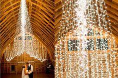 DIY String Lighting Decorating Ideas