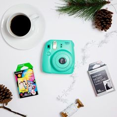It's the 12 Days of #PINCHmas! To get into the holiday spirit, we're giving away 12 prizes every day for the next 12 days! Starting with this amazing Instax camera and film kit from Fujifilm! Enter through the link in our bio and check back every day to see what the new prize is!