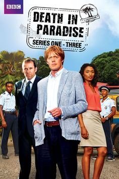 death in paradise | Death in Paradise Series 1-3 Box Set