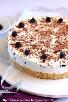 Cheesecakes, Tiramisu, Delicious Desserts, Sweet Treats, Food And Drink, Sweets, Cooking, Ethnic Recipes, Crafts