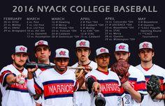 2016 Baseball Season Preview - Nyack
