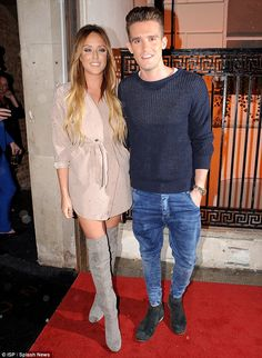 We can't keep up! Charlotte and Gaz have been unable to officially commit to each other fo...