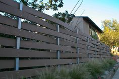Modern Fence Panels Ireland Modern Horizontal Fence Panels Modern Steel Fence Panels Popular Modern Fencing With Modern Fence Beautiful Homes Modern Horizontal Wood Fence Panels Modern Steel Fence Pa - digital-sign. Front Yard Fence, Farm Fence, Backyard Fences, Garden Fencing, Fenced In Yard, Bamboo Fencing, Trex Fencing, Fence Landscaping, Pool Fence
