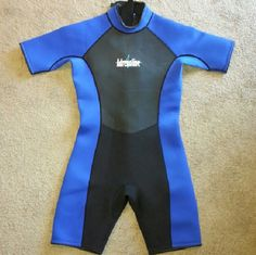 NWT Adrenaline wet suit Brand new black/blue Adrenaline wet suit! Women's size large and men's size medium!!  Bought it but it was too small and now I need it gone! Adrenaline Swim