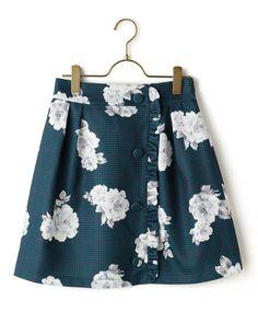 千鳥花スカート