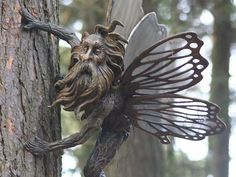 bronzes of myth and legend by Deran Wright