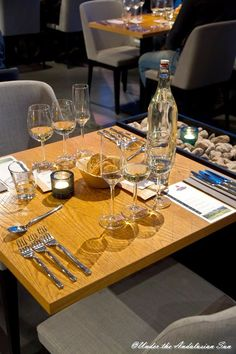 An Alsace wine tasting and a special dinner, courtesy of Pierre Sparr wines and Restaurant Faro in Helsinki