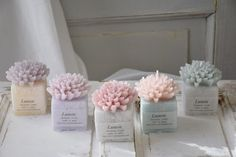 Diy Candles Scented, Homemade Candles, Candle Art, Candle Shop, Organic Candles, Cute Candles, Luxury Candles, Soap, Handmade Cosmetics