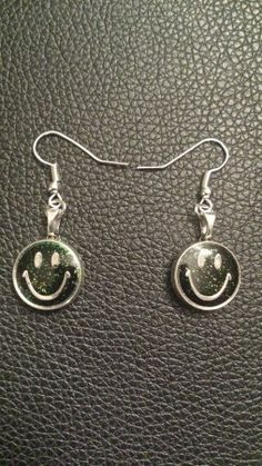 """Day 153: Boucles d'oreilles """"happy new year"""""""