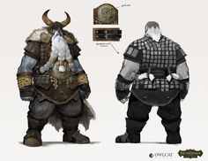 ArtStation - Giants concept, Valeriy Vegera
