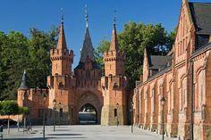 Hradec nad Moravicí castle