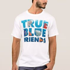 Finding Dory | True Blue Friends T-Shirt - tap to personalize and get yours