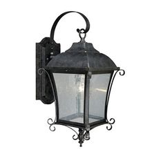 Cascadia Lighting T0034 Savannah Outdoor Wall Sconce