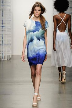 Tess Giberson Spring 2015 Ready-to-Wear - Collection - Gallery - Look 20 - Style.com