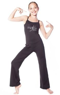 Added by @hahaH0ll13 Dance Moms Maddie Ziegler modeling for Abby Lee Apparel