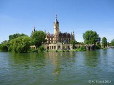 Schloss Schwerin / Mecklenburg-Vorpommern / Germany