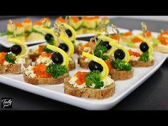 Baked Potato, Sushi, Appetizers, Potatoes, Baking, Ethnic Recipes, Youtube, Food, Goodies