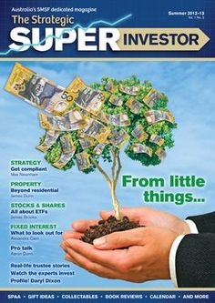 - The Strategic Super Investor is a national quarterly magazine for investors, those who manage their own superannuation and professionals in the SMSF industry. The core content is quality finance journalism Book Collection, Journalism, Investors, Newspaper, Sydney, Finance, Core, Content, Australia