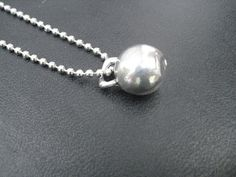 KETTLEBELL Workout Necklace  Pewter Kettlebell Charm by TheRunHome, $18.00
