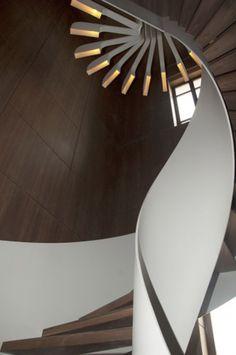 La scala come scultura di luce