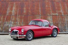 1962 MGA 1600 MKll Coupe