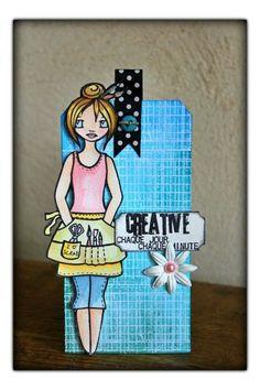 creative doll L'Encre & L'image
