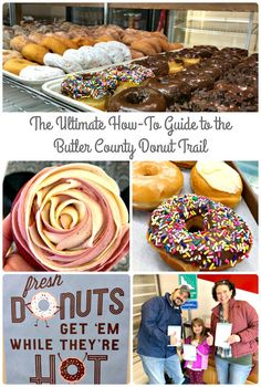 Frugal Foodie Mama: The Ultimate How-To Guide to the Butler County Donut Trail