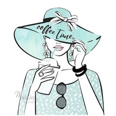 Stylish illustrations to kick off your new week featuring Monday coffee girl and her adventures. Coffee Plant, Coffee To Go, Coffee Girl, Coffee And Books, I Love Coffee, Coffee Menu, Ghee Coffee, Decaf Coffee, Happy Coffee