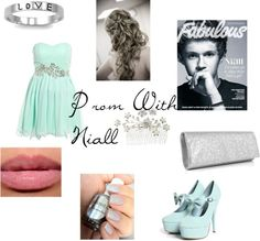 """Prom With Niall 3"" by one-direction-outfits1 ❤ liked on Polyvore"