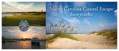 Check out this from Visit North Carolina: Win a Bald Head Island Cottage Getaway.