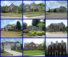 Countryside community  Lebanon Ohio 45036 offers convenient location, a range of home styles and new construction too.
