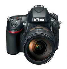 New D800 Nikon HDSLR