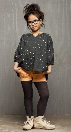 Janice Set - Boca Jeans via @deuxpardeuxKIDS