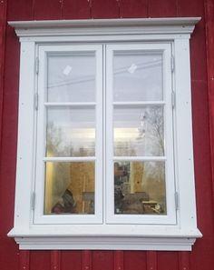 Window Molding Trim, Brick Molding, Dormer Windows, Windows And Doors, Outdoor Window Trim, Living Room Wall Designs, Window Grill Design, Doors And Floors, Ideas Hogar