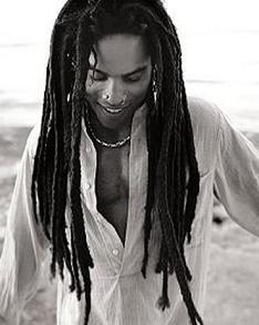 Lenny Kravitz and his dreads. Lenny Kravitz, Lisa Bonet, Hard Rock, Folk Rock, Dreadlocks, Beauty Shots, Afro Punk, Celebs, Celebrities