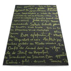 Cute kitchen rug