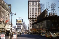 Times Square (1954)