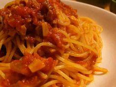 門外不出のトマトパスタ7000レポ感謝!の画像