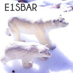 Polar Vortex Records - E1sbar - Super Fantasy Electronic Music, Polar Bear, Fantasy, Digital, Animals, Animales, Animaux, Animal, Fantasy Books