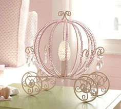 the cutest princess carriage table lamp  http://rstyle.me/n/bmvg9pdpe