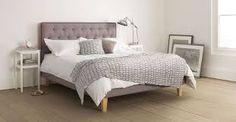 Image result for boutique bedroom grey headboard