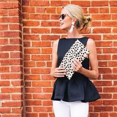 Classy top and styling                                                                                                                                                                                 More