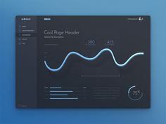 Dashboard Update by uixNinja - Dribbble