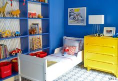 Bedroom designs and furniture for children and tween boys.