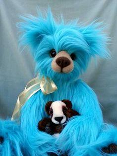 Randy & Pandy  By Bear Hugs by Sandra Marie