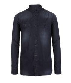 Herschel Shirt, Men, Shirts, AllSaints Spitalfields