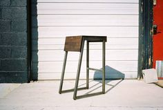 MANHATTAN STOOL - PROJECT SUNDAY // HAND MADE IN THE USA